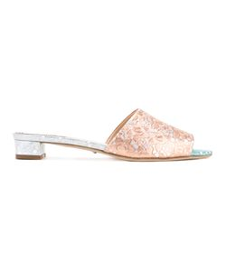 JEROME ROUSSEAU | Delair Slide Sandals Calf Leather/Goat