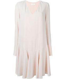 Chloe | Платье С Расклешенным Подолом
