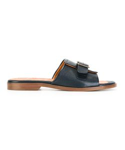 Chie Mihara | Buckled Detail Flat Sandals 38 Calf