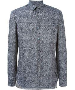 Lanvin | Рубашка С Абстрактным Принтом