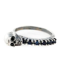 PURO IOSSELLIANI | Sapphire Skull Ring