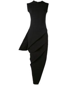 Rick Owens | Платье С Асимметричным Подолом