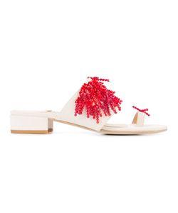 Rosie Assoulin   Embellished Sandals
