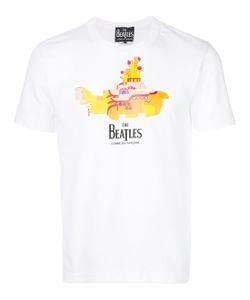 THE BEATLES X COMME DES GARCONS   The Beatles Print T-Shirt