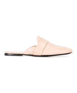 Jil Sander | Slide Mules 37 Leather