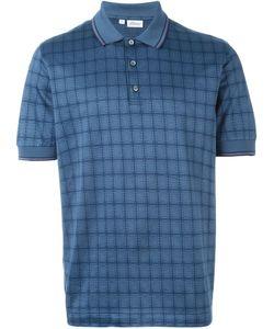 Brioni | Рубашка-Поло В Клетку