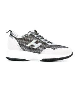 Hogan | Кроссовки С Металлической Сеткой