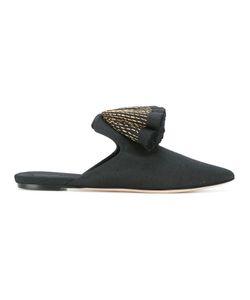 SANAYI 313 | Cone Embellished Mules Size 38