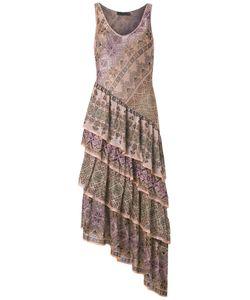 CECILIA PRADO   Ruffled Knit Dress