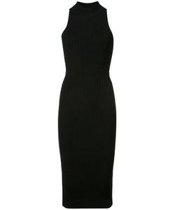 Cushnie Et Ochs | Fitted Halterneck Dress Small
