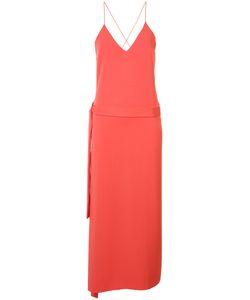 Alexis | Cross Back Slip Dress