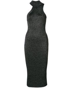 Cushnie Et Ochs | Asymmetric Halterneck Dress Size Medium