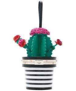 Kate Spade   Cactus Flower Pot Bag