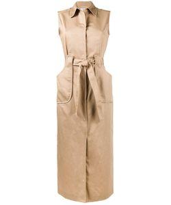 Maryam Nassir Zadeh | Trench Wrap Dress