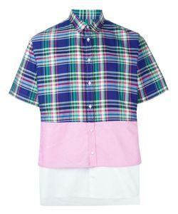 Dsquared2 | Рубашка Дизайна Колор-Блок