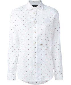 Dsquared2 | Рубашка С Мелким Принтом