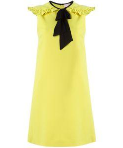 GIAMBA | Contrast Tie Dress 42 Viscose/Spandex/Elastane/Polyester