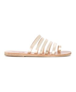 ANCIENT GREEK SANDALS | Niki Slides