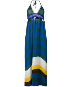 Fendi | Halterneck Maxi Dress 42