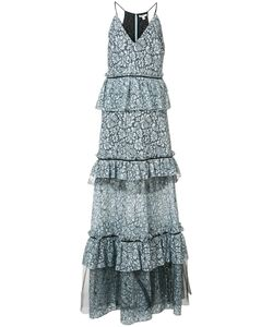 Zac Zac Posen | Brianna Crochet Gown 4