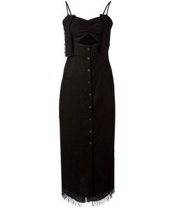 Nanushka | Cut-Out Pinafore Dress Xs