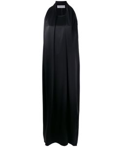 Gianluca Capannolo | Sleeveless Long Dress 44 Triacetate/Polyester