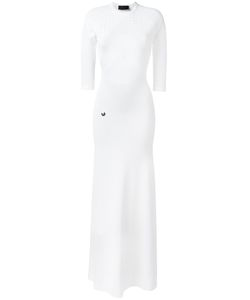 Philipp Plein | Satureja Long Knitted Dress Large Viscose/Polyester