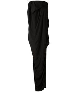 Rick Owens | Драпированное Вечернее Платье