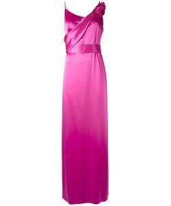 Lanvin | Applique Gown