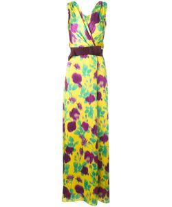 Max Mara | Print Maxi Dress