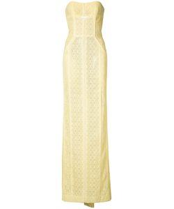 J. Mendel | Lace Gown 4