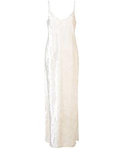 THE PERFEXT | Длинное Платье Шифт