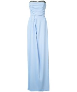 Marchesa Notte | Fitted Maxi Dress