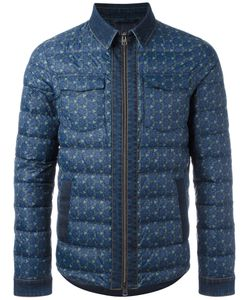 Etro | Denim Trim Padded Jacket Small