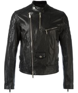 Dsquared2 | Quilted Jacket 48 Calf Leather/Cotton/Polyester