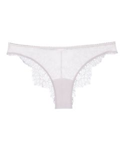 Parah | Lace Back Briefs Women M