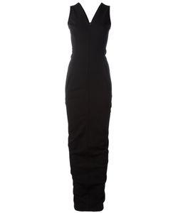 Rick Owens | Tank Gown 44 Cotton/Viscose/Spandex/Elastane