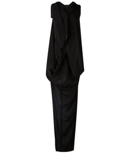 Rick Owens | Open Back Maxi Dress Size 40