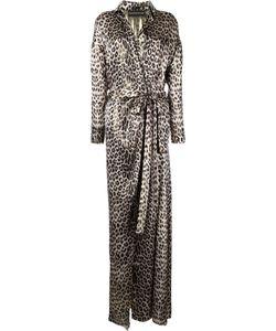 Alexandre Vauthier | Вечернее Платье Со Шлицей Спереди