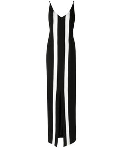Osklen | Striped Maxi Dress P Polyester