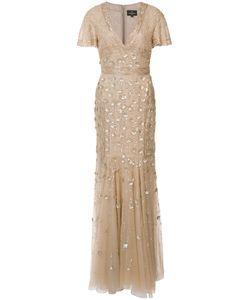 J. Mendel | Платье С Отделкой