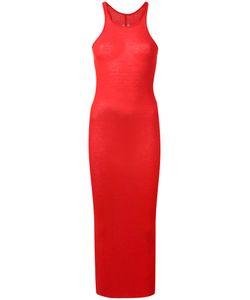 Rick Owens   Racer Back Dress Size 44