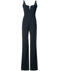 GALVAN | Fitted Jumpsuit 40 Polyester/Spandex/Elastane/Triacetate