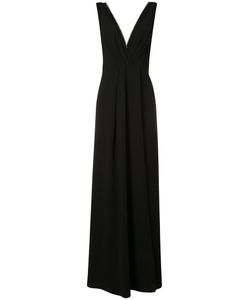 Yigal Azrouel | Low Neck Guipure Gown