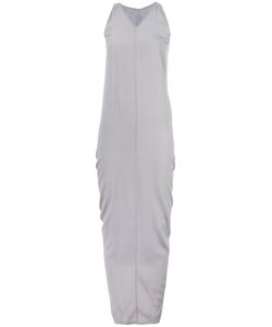 Rick Owens | Long Moody Gown 44 Silk/Acetate