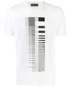 Diesel Black Gold | Striped Print T-Shirt