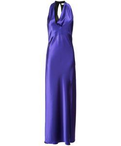 Lanvin | Платье С Воротником-Хомут