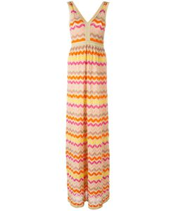 Missoni | M Zigzag V-Neck Dress Size 44