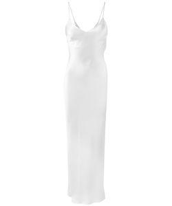 Gilda & Pearl | Sophia Long Slip Small Silk/Spandex/Elastane