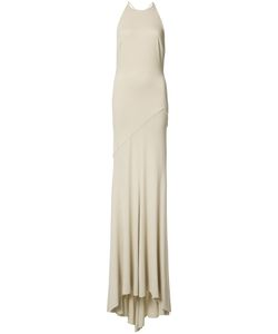 Alexandre Vauthier | Open Back Fitted Gown